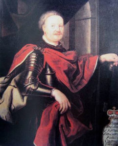 Książę Józef Karol Lubomirski